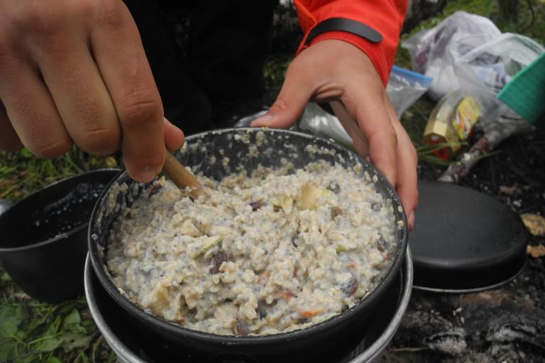 Porridge oder Haferschleim / Zeit zum...