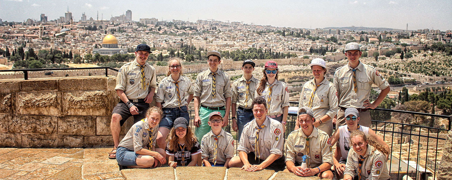 Expedition Holy Land 2018
