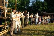 SoCa 2010 /  Lieder am Versammlungsplatz