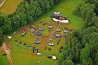 KD-Sommercamp 2012 Schlatt  Luftaufnahme