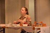 Samstag: Ein Rangernachmittag mit vielen Workshops; wie Blumentopf bemalen ...