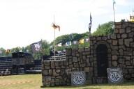 Der Eingang zu den Katakomben.