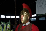 Centurio Antonius - unser Campleiter -