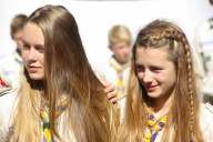 Kunstvolle Frisuren