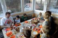 Nikolaustag-Frühstück