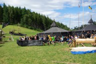 Spiel und Spaß auf dem Camp