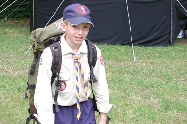 Toby Camp 2003