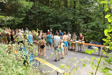 Sommercamp 2018 Alfdorf- Wahlenheim